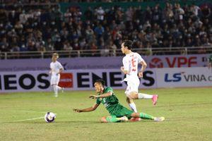 HAGL thua Sài Gòn FC, Kiatisak nói học trò phải kiểm điểm