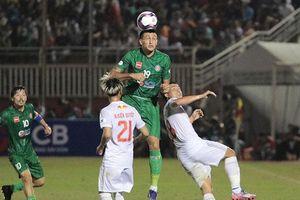 Chơi bế tắc, Hoàng Anh Gia Lai thua 0-1 trước Sài Gòn