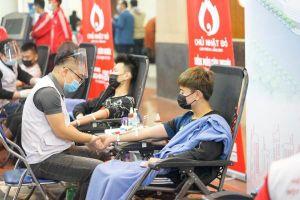 Chủ nhật Đỏ thu về 45.000-50.000 đơn vị máu mỗi năm