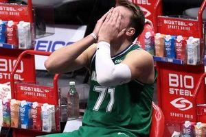 Lập triple-double đỉnh cao, Luka Doncic vẫn tự trách bản thân: 'Tôi đã quá ích kỷ'