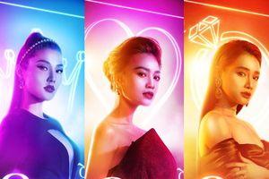 Giờ thì netizen đã biết dự án bí mật của Lan Ngọc, Nhã Phương và Diễm My 9X là gì