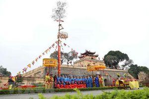 'Tân Sửu nghênh xuân', chương trình đón Tết cổ truyền tại Hoàng thành Thăng Long