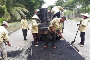 Công ty Phú Mỹ Hưng nói về việc sửa đường Nguyễn Văn Linh