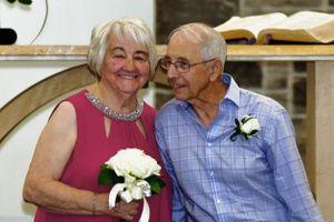 Tái hợp mối tình đầu sau gần 70 năm