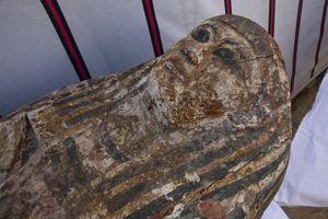 Ai Cập phát hiện xác ướp hơn 3.000 năm tuổi