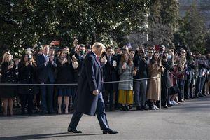 CNN: Ông Trump sẽ ân xá cho 100 người trong ngày cuối nhiệm kỳ
