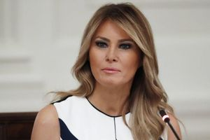 Bà Trump rời Nhà Trắng với tỷ lệ yêu thích thấp nhất