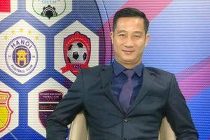 Cựu tuyển thủ Quốc Vượng làm bình luận viên bóng đá