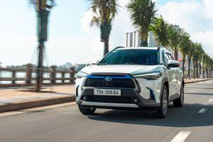 Toyota bán ra hơn 72.000 xe trong năm 2020