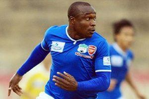 Timothy trở lại với bóng đá Việt Nam