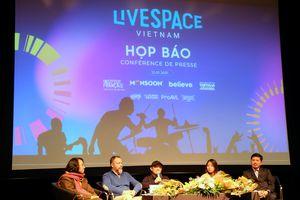 LiveSpace Vietnam: Tạo 'bệ đỡ' tài năng âm nhạc trẻ