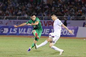 Sài Gòn FC khẳng định sức mạnh trước đội bóng của Kiatisak