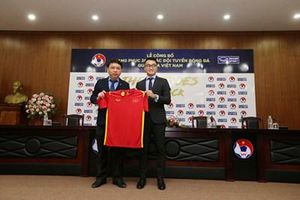 Công bố trang phục năm 2021 của các đội tuyển bóng đá quốc gia Việt Nam