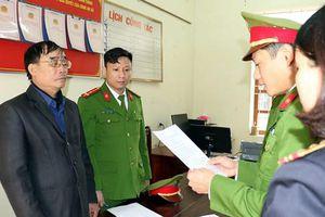 Khởi tố 3 cán bộ xã lập hồ sơ khống rút tiền hỗ trợ