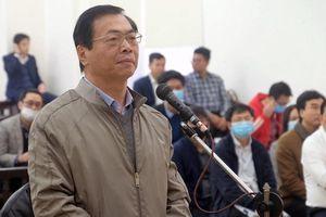 Lần thứ 2 hoãn phiên tòa xét xử cựu Bộ trưởng Vũ Huy Hoàng và đồng phạm