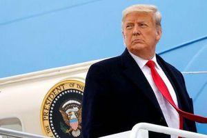 Bất ngờ với tỷ lệ ủng hộ của Tổng thống Trump sau cuộc biểu tình bạo loạn ở tòa nhà Quốc hội