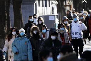 Ca mắc mới vượt 3 con số, Trung Quốc lo sợ làn sóng COVID-19 mới vào Tết