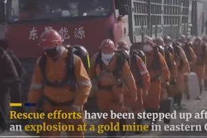 Liên lạc được với 12 thợ mỏ mắc kẹt dưới lòng đất suốt 1 tuần