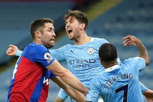 Man City 1-0 Crystal Palace: Stones mở tỷ số (H2)