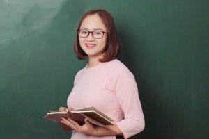 Cô giáo 9X và những phiếu nhận xét khiến học trò thích thú