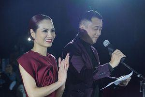Kiện tướng dancesport Hồng Việt -Thu Trang với đêm nghệ thuật khiêu vũ