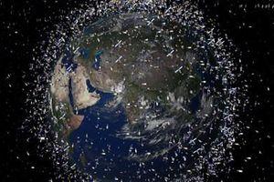 Cảnh báo hiểm họa từ hơn 128 triệu mảnh vụn rác thải vũ trụ đang bủa vây Trái đất