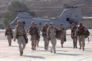 Mỹ hoàn tất rút quân khỏi Somalia