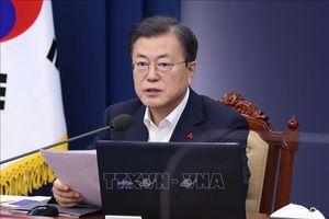 Tổng thống Hàn Quốc chưa xem xét ân xá cho hai người tiền nhiệm đang thụ án