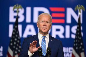 Diễn biến chính trong lễ nhậm chức của ông Joe Biden