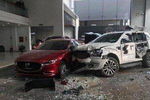 Khởi tố nữ tài xế gây tai nạn ở showroom ô tô khiến 1 người tử vong