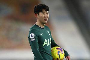 Son Heung-min lập thêm 1 kỷ lục làm rạng danh người châu Á tại Premier League