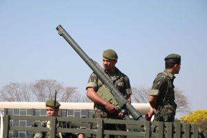 Quân đội Syria được trang bị hệ thống tên lửa phòng không vác vai MANPADS ở miền Bắc
