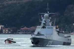 Hải quân Nga triển khai tàu tuần tra tàng hình tới Syria