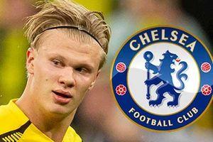 Chelsea chơi trội, quyết mua Haaland trong hè 2021
