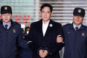 'Thái tử Samsung' không thoát án tù