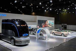 Hyundai xây nhà máy sản xuất pin nhiên liệu đầu tiên tại Trung Quốc