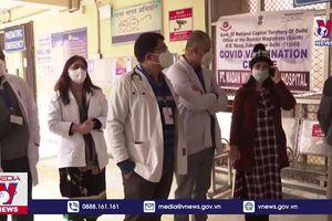 Chiến dịch tiêm chủng vaccine của Ấn Độ gặp trục trặc