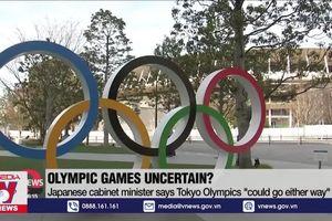 Để ngỏ khả năng hủy Olympic Tokyo 2021