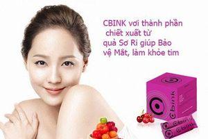 CBINK với thành phần chiết xuất từ quả Sơ Ri giúp Bảo vệ Mắt, làm khỏe tim và giúp tăng vòng 1
