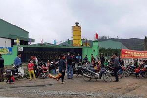 Hà Tĩnh: Phạt Công ty chế biến rác thải 420 triệu đồng