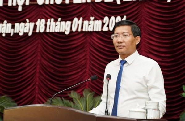 Tân Chủ tịch UBND tỉnh Bình Thuận Lê Tuấn Phong là ai?
