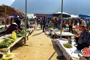 Chợ phiên Phố Đoàn, điểm đến độc đáo ở xứ Thanh