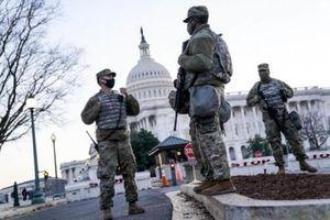 Tăng cường an ninh tại thủ đô Washington trước ngày ông Biden nhậm chức
