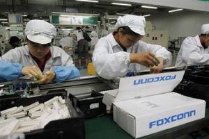 Bắc Giang cấp phép cho Foxconn xây dựng nhà máy 270 triệu USD để sản xuất Macbook, iPad