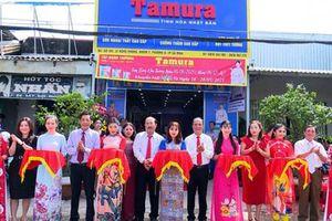 Khai trương Siêu thị nước sơn Tamura tại TP Cà Mau
