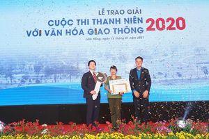 Vòng chung kết và Lễ trao giải cuộc thi 'Thanh niên với Văn hóa giao thông' năm 2020