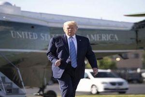 Quân đội Mỹ không làm lễ tạm biệt ông Trump?