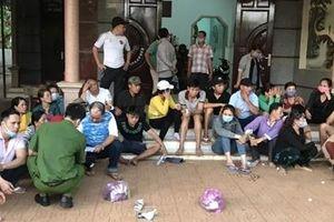 Đột kích sòng bạc lớn tại nơi 'nóng', bắt giữ 31 đối tượng