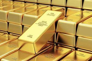 Giá vàng tiếp tục lao dốc trong phiên giao dịch đầu tuần