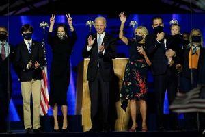 Những thành viên trong Đệ nhất gia đình Mỹ mới của Nhà Trắng